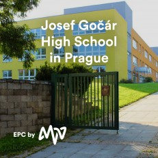 EPC by MVV - Josef Gočár High School in Prague