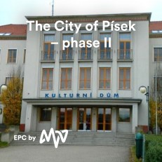 EPC by MVV - the City of Písek - phase II