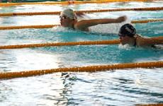 Mezinárodní plavecké závody Jablonec nad Nisou 1