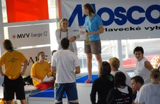 Mezinárodní plavecké závody Jablonec nad Nisou 2